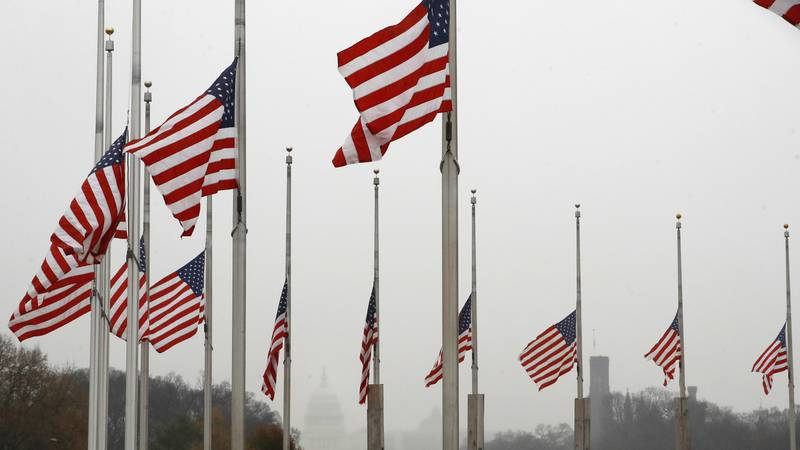The order honoring American and Afghan lives lost in Kabul.
