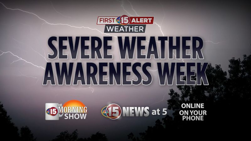 Join the NBC15 First Alert Weather Team on the Morning Show, NBC15 News at 5, and online for...