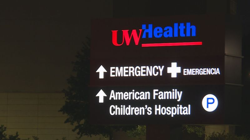 UW Health says it has not turned away anyone with COVID-19 due to capacity.