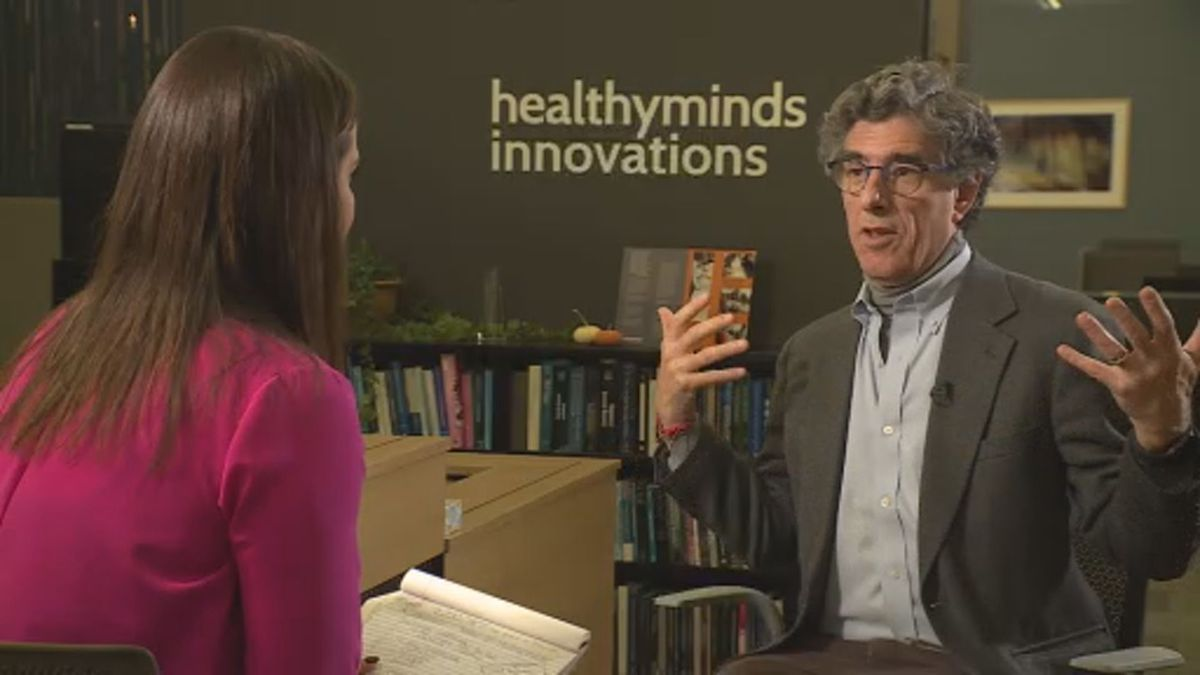Research on kindness, compassion, and happiness is being spear-headed by world renowned professor of psychology and psychiatry at the University Wisconsin-Madison, Dr. Richard Davidson.  He has made it his life's passion to understand well-being and a healthy mental hygiene.