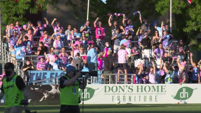 Groups like Forward Madison FC say being outdoors is a major benefit, but they are prepared to...