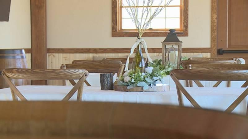 Busy wedding season ahead following loosened Covid restrictions.