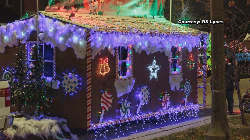 Janesville Jolly Jingle is holding a reverse parade where the cars drive through and see the...