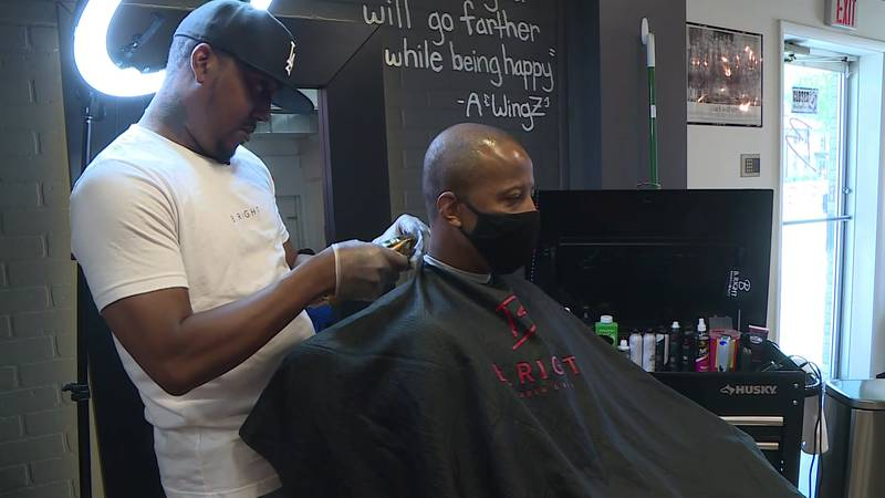 Barbershop partnership looks to combat health disparities