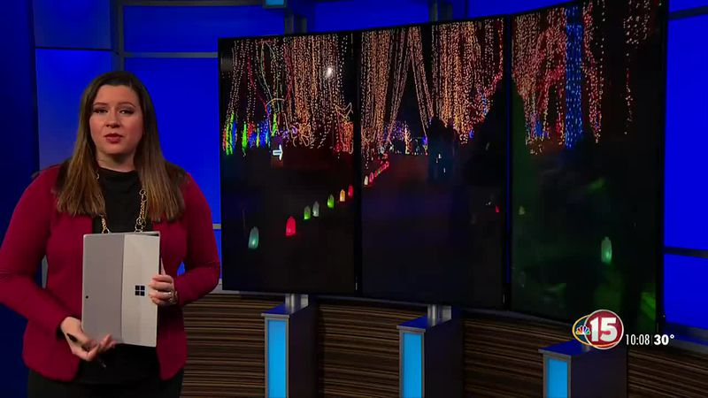 Tradition tweaked: Janesville light show adds pandemic-safe display