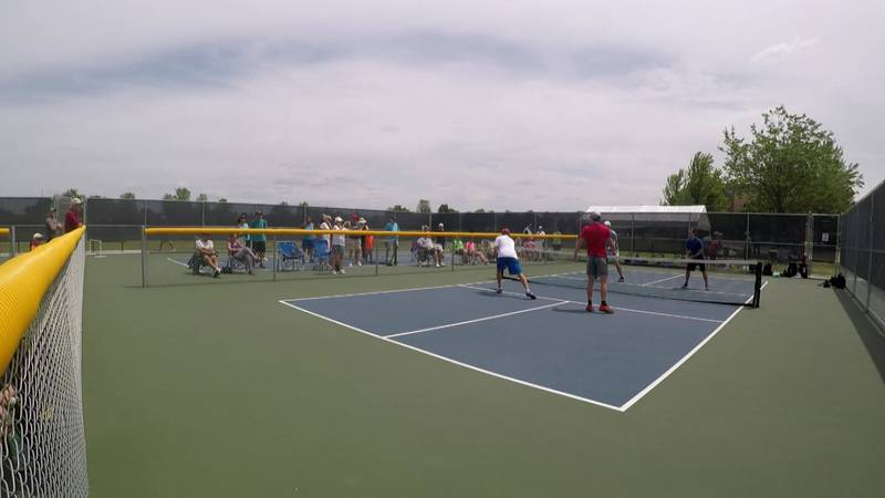 Pickleball expansion: fundraising goal met to add courts in Sun Prairie as popularity grows