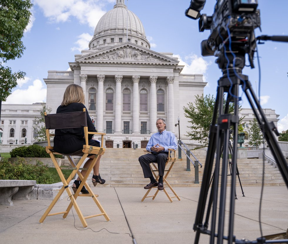 Former Governor Scott McCallum reflects on the state's response to 9/11 and his hope for the...