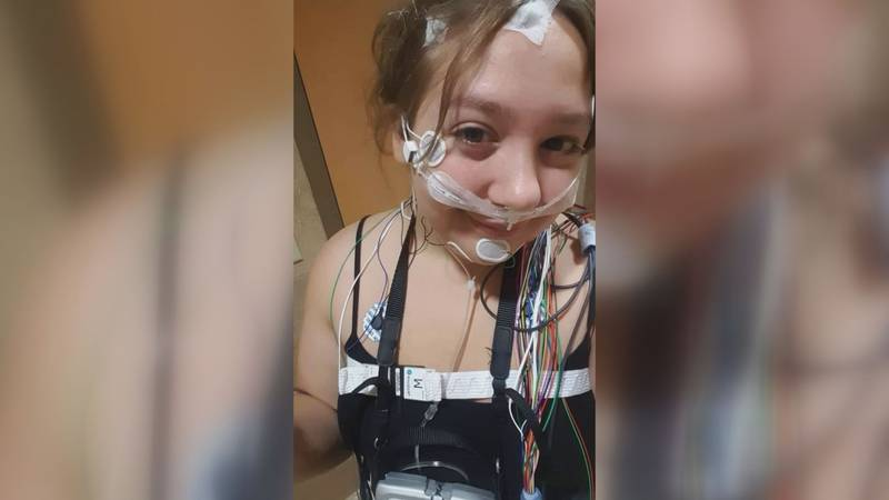 Kayla Grimes has been chronically ill her entire life. She has over 15 illnesses that cause her...