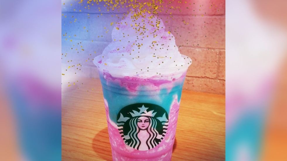 The unicorn Frappuccino is real, and it's coming to ...