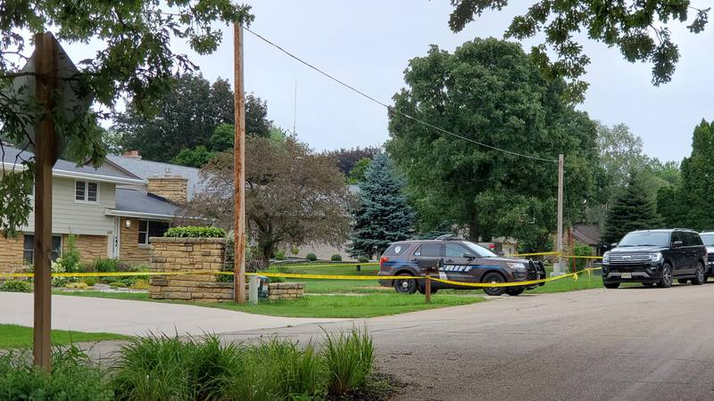 Members of the Dane Co. Sheriff's Office executed a search warrant at the Haldersons' home over...