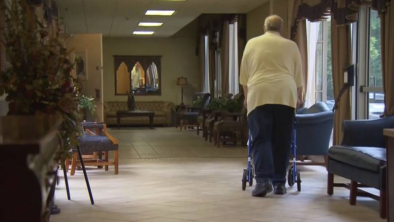 If nursing homes don't comply, they will not be reimbursed form Medicare and Medicaid funding