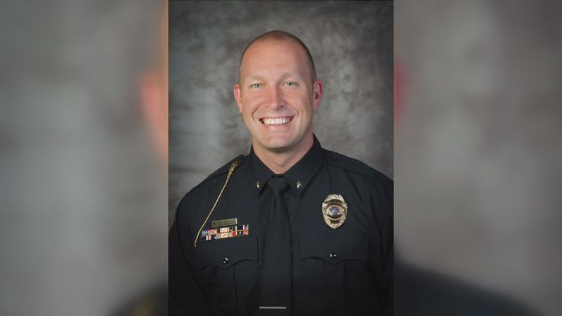 Marshfield police chief Rick Gramza