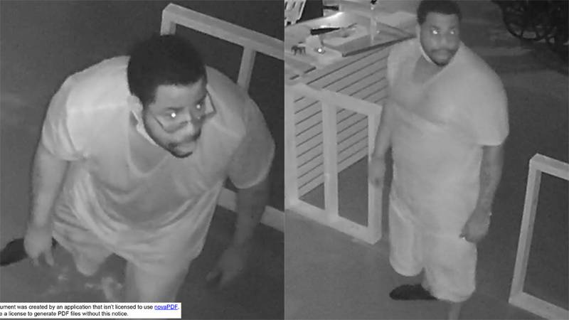 Police are looking for a man who they say stole money from a Henry Vilas Zoo donation box.