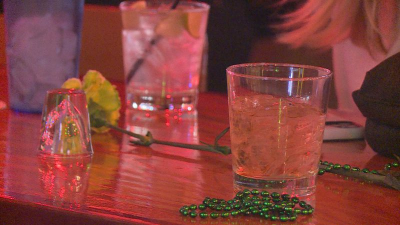 This is the first time in a year Dane County bars and restaurants can kick off St. Patrick's...