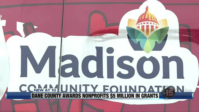 The Madison Community Foundation, in partnership with the county, is awarding grants to 183...