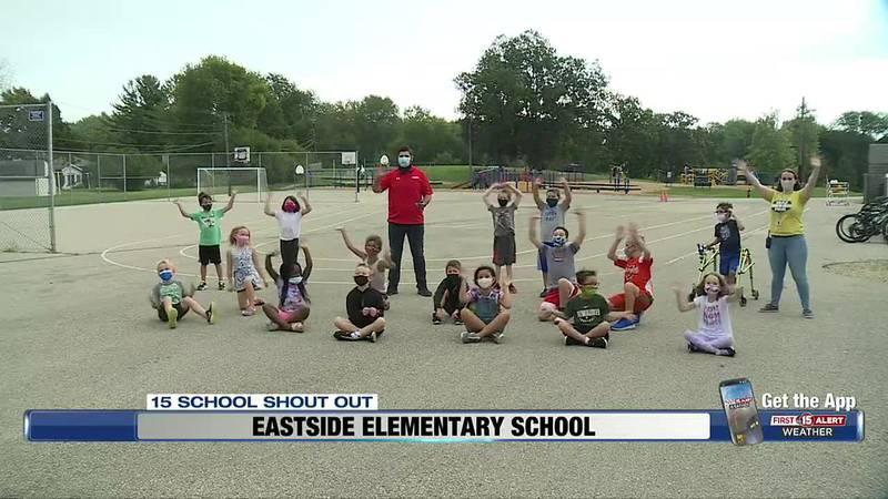 15 School Shout Out: Eastside Elementary School