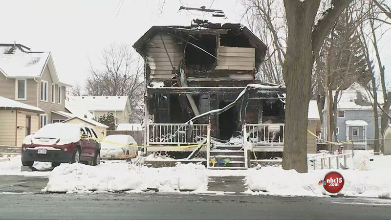 Two children were killed in a house fire in Fort Atkinson on January 23, 2020.