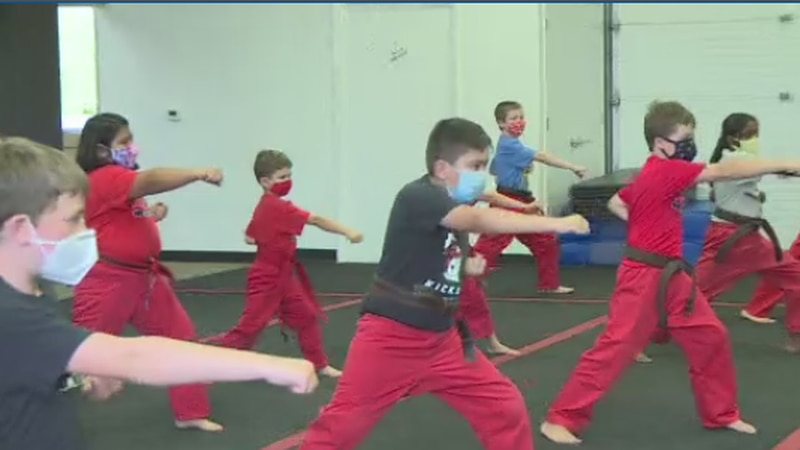 Karate will be one of the sports debuting at the 2021 Olympic Games.