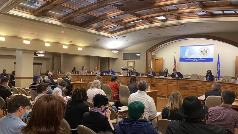 Public hearings take place in Wisconsin's Assembly & Senate discussing bills that would place...