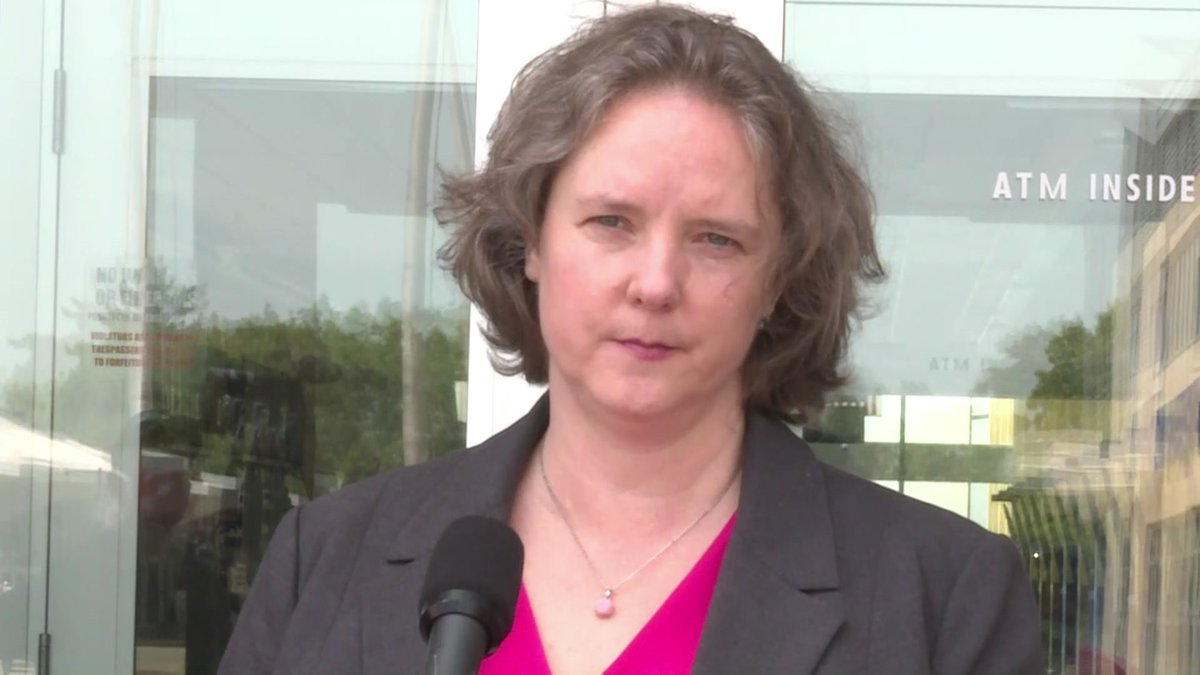 Madison Mayor Satya Rhodes-Conway