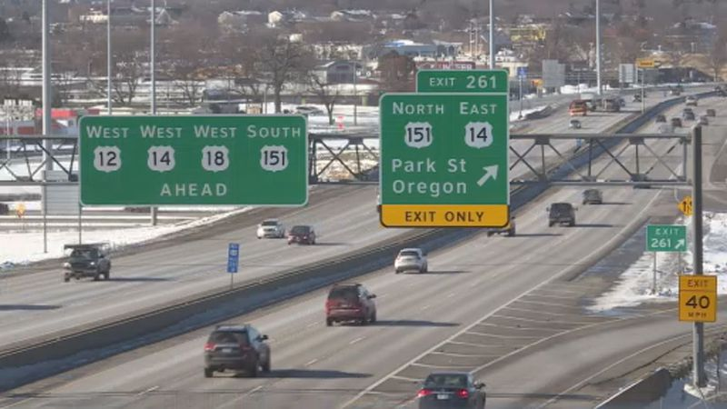 Construction on the US 12/18 will begin in March.