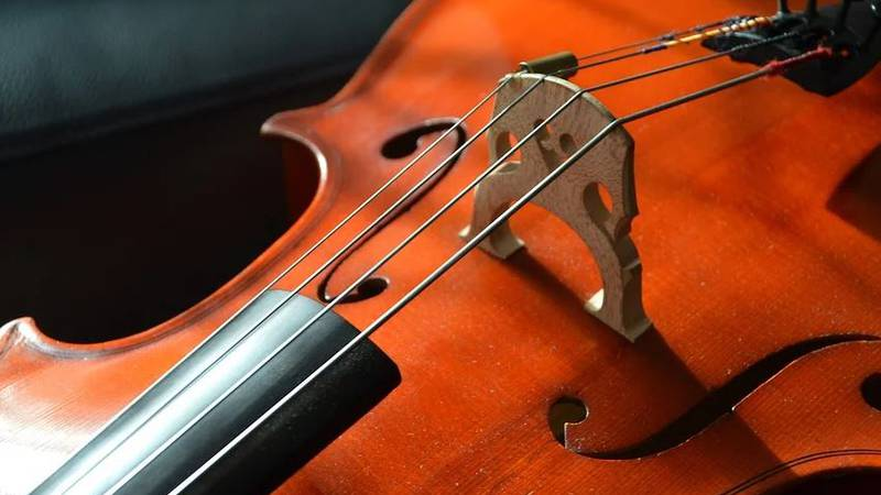 University of Richmond President Ronald A. Crutcher has offered to perform on his cello during...