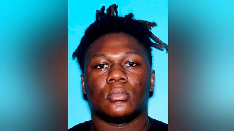 This undated photo provided by the Mobile Police Department shows Hezekiah Kaniel Belfon. On...