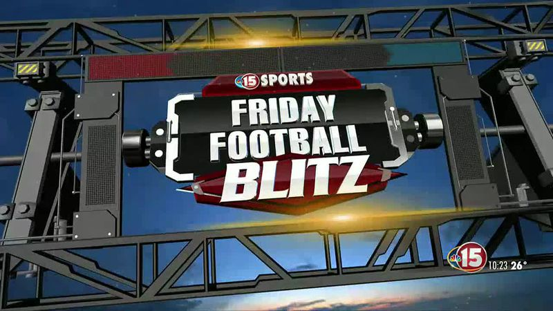 Friday Football Blitz: Game of the Week