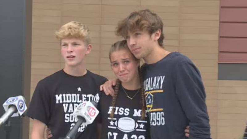Middleton high school students say keeping the festivities on is what their friends would have...