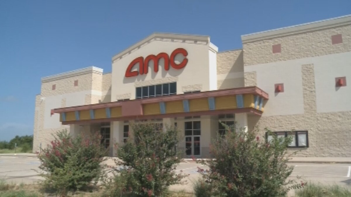 Amc Theatres To Reopen For In Person Viewing