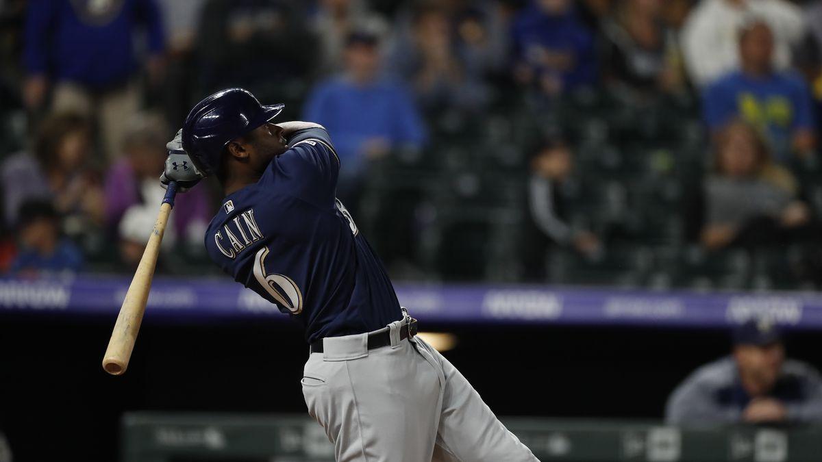 Brewers Lorenzo Cain opts out of remaining 2020 Major League Baseball  season