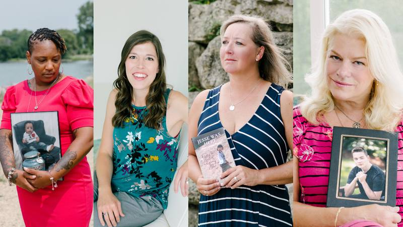 The stories of local mothers enduring the unimaginable and their advice for families dealing...