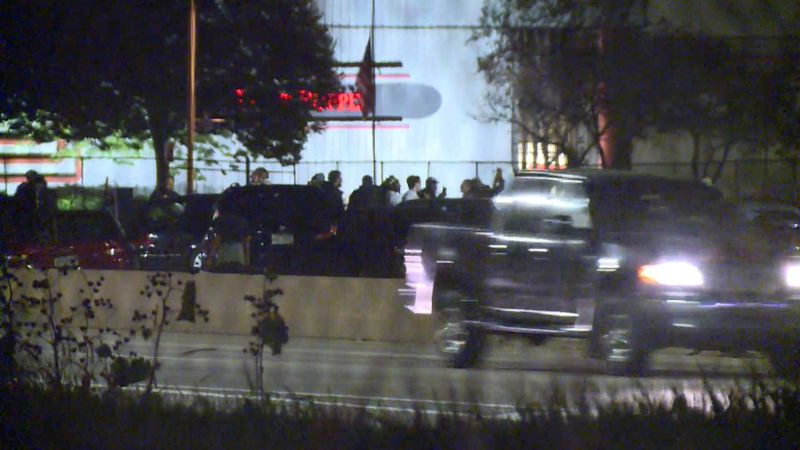 Protesters shut down a portion of the Beltline Thursday night, to honor all black lives lost,...