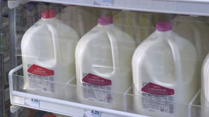 A new study suggests people with a higher consumption of dairy fat have a lower risk of...