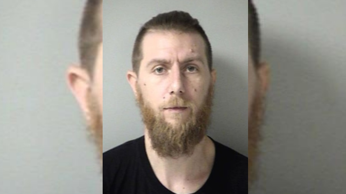 Curtis Metz (Source: Stephenson County Jail).
