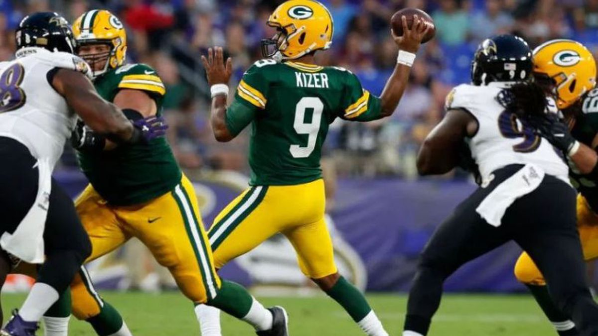 The Green Bay Packers lost to the Baltimore Ravens 26-13 as they went head to head in a preseason matchup at Thursday evening, Aug. 15 at M&T Bank Stadium.