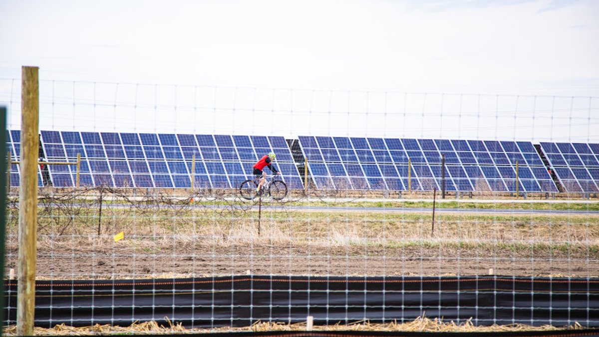 O'Brien Solar Field in Fitchburg is now operational, MGE announced Wednesday.