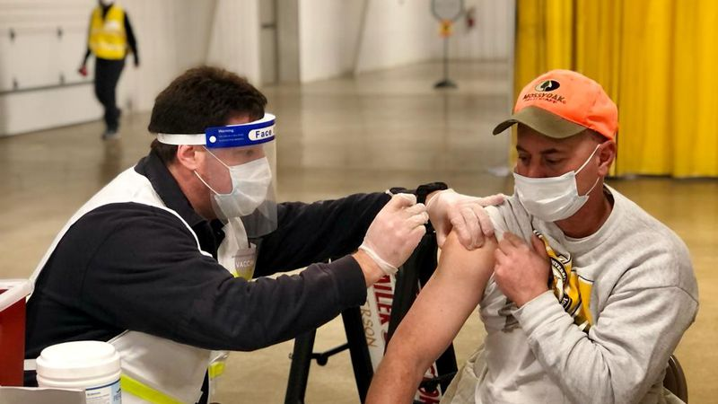 Jefferson County Health Department launched its first COVID-19 vaccine clinics last week.