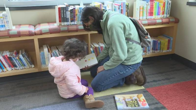 Recreation partners and libraries are expanding activities over the next few months.