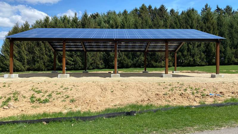 New Solar Projects at William G. Lunney Lake Farm County Park and Lussier Family Heritage...