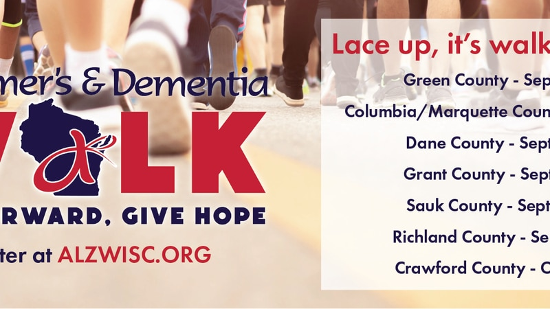 The Alzheimer's and Dementia Walk is a local event that recognizes people impacted by dementia...