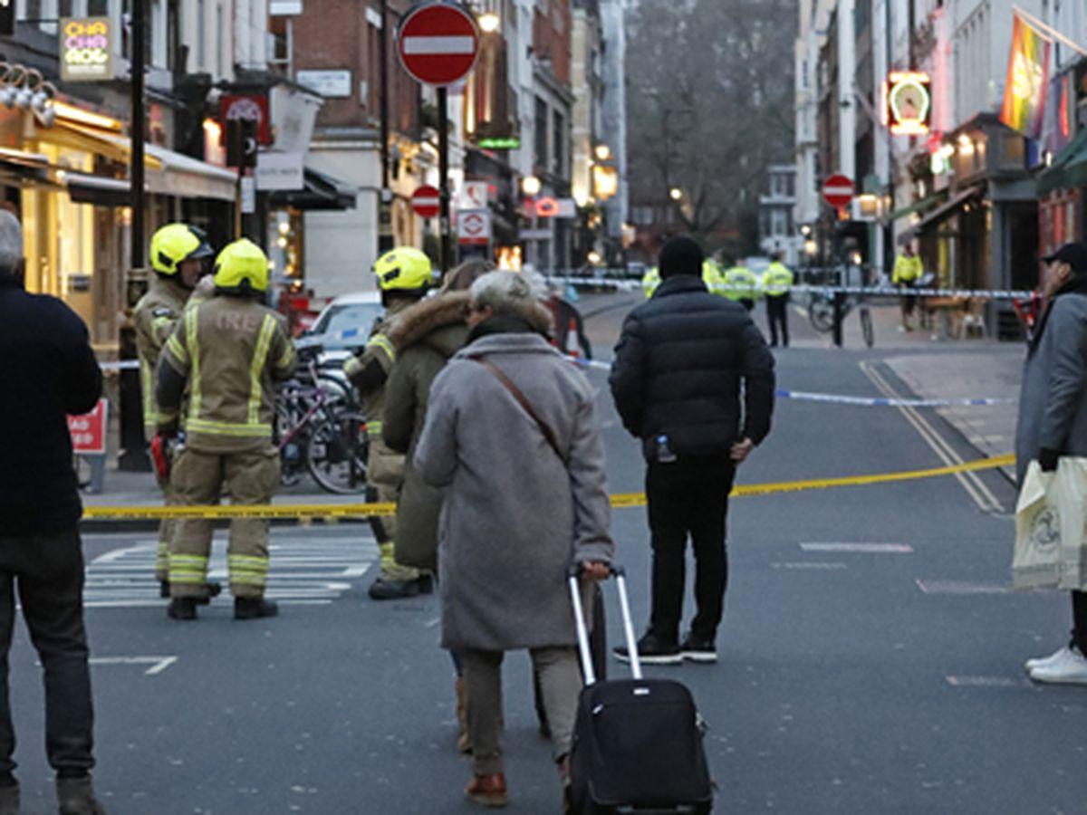 Suspected World War Ii Ordnance Sparks Evacuation In London S Soho London int'l airport 5:46 pm est wednesday 23 december 2020. wmtv