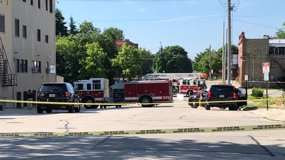 The officer-involved fatal shooting at 15th and Illinois in Sheboygan, Wis.