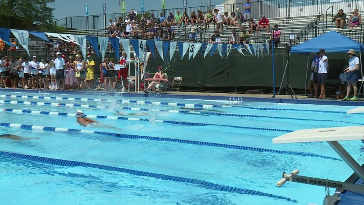 The All-City Swim Meet runs through Sunday, August 4th.