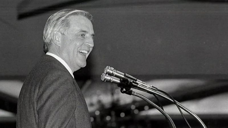 Mondale served as vice president under Jimmy Carter from 1977 to 1981. He then ran for the...
