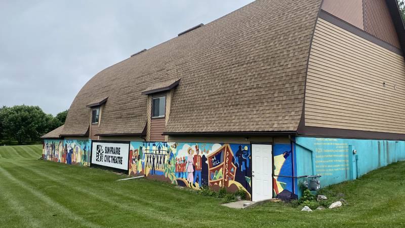 Sun Prairie Civic Theatre Rehearsal Barn