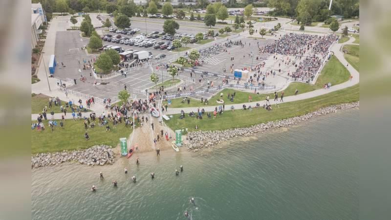 The Pleasant Prairie Triathlon will take place Sunday, June 27