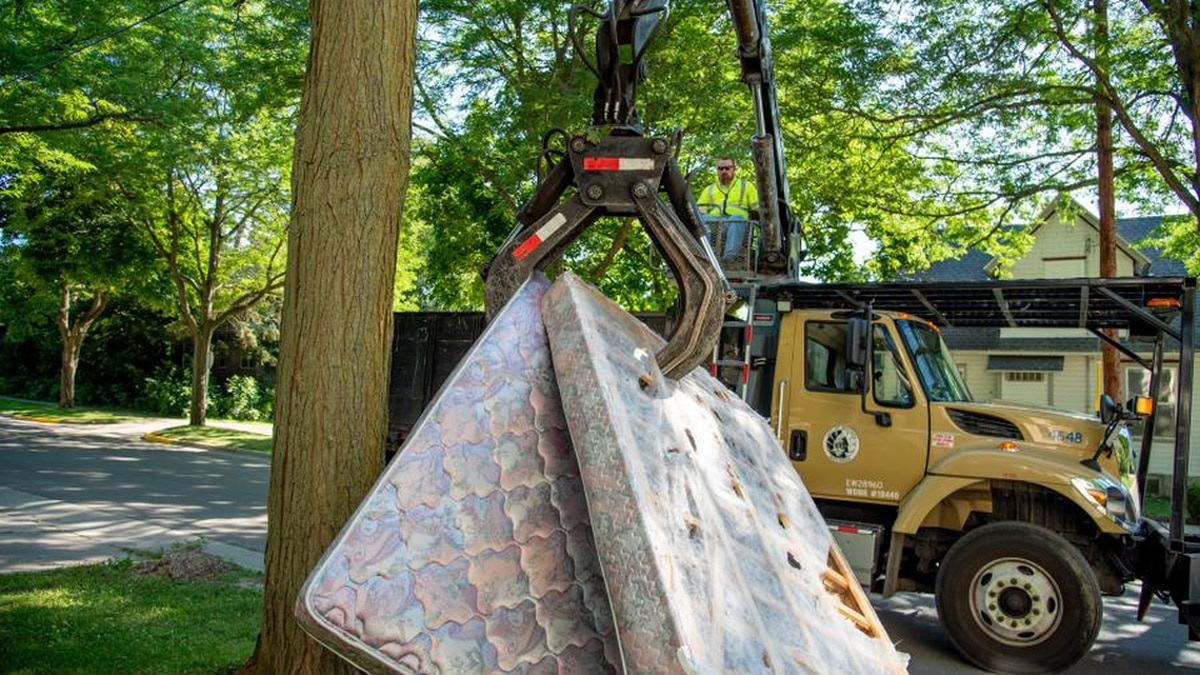 The City of Madison changes how large items are collected, starting June 1, 2021.