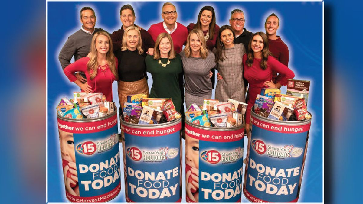 "2019 NBC15 Share Your Holidays to Eliminate Hunger campaign honors how all kinds of ""ones"" make a difference."