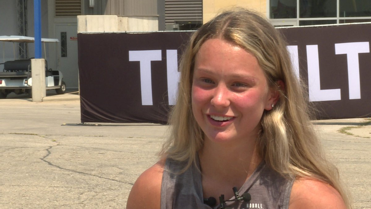 15-year-old from Portage set to compete in CrossFit games